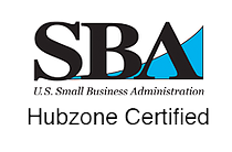 Small Business Administration Hubzone Certified Logo